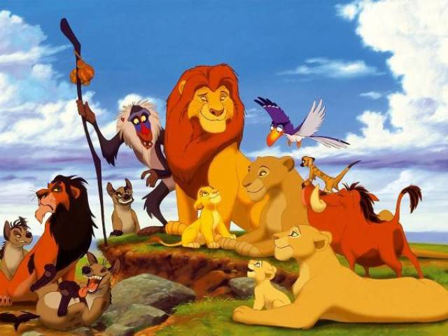 Com quem você terá um relacionamento em Rei Leão?