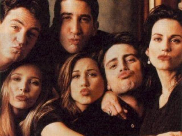 """O quanto você sabe sobre """"Friends""""?"""