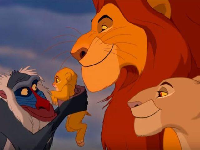 Qual personagem de Rei Leão você seria?