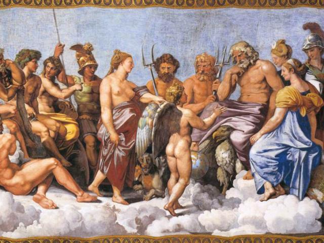 O quanto você conhece da Mitologia romana?