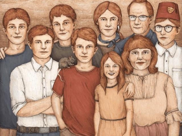 Sabes tudo sobre a família Weasley?
