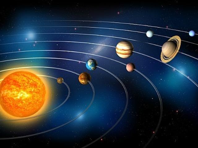 Você conhece os Planetas?