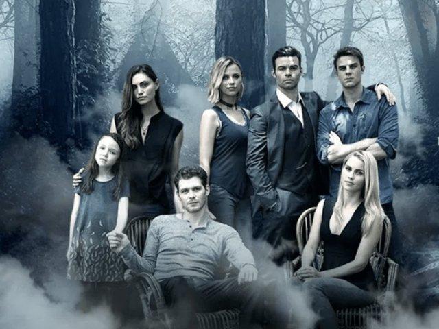 Você sabe o nome dos atores da família Mikaelson?