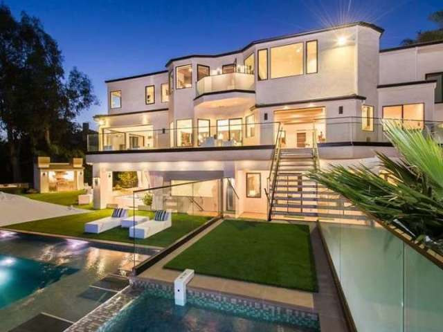 Como será sua mansão no futuro?