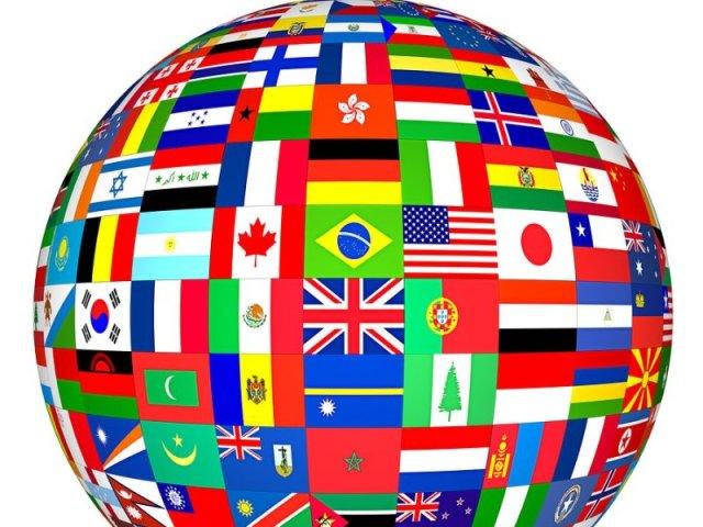 Você sabe o nome desses países pela bandeira?
