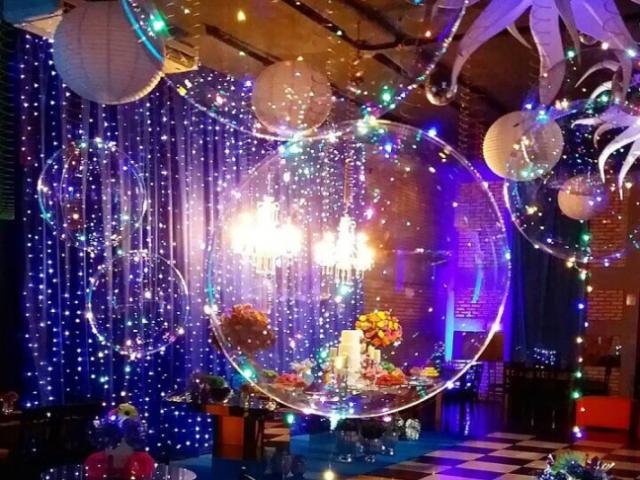 Como seria sua festa de 15 anos?