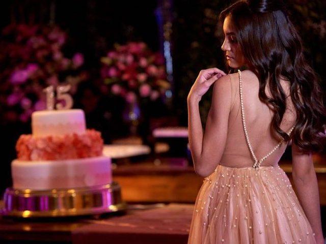 Qual será seu vestido de 15 anos?