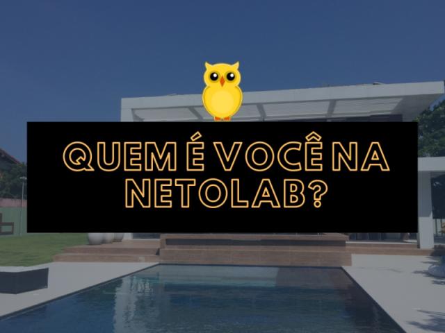 Quem é você na Netolab?