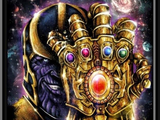 Você sabe tudo sobre a jornada de Thanos para pegar as jóias do infinito?