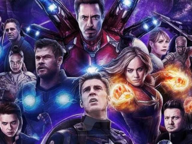 Você conhece o Universo Cinematográfico da Marvel(UCM)?
