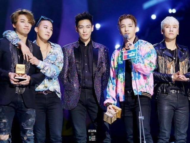 Você conhece BIGBANG?