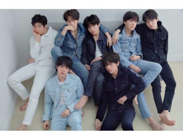 Você conhece os membros do grupo BTS?