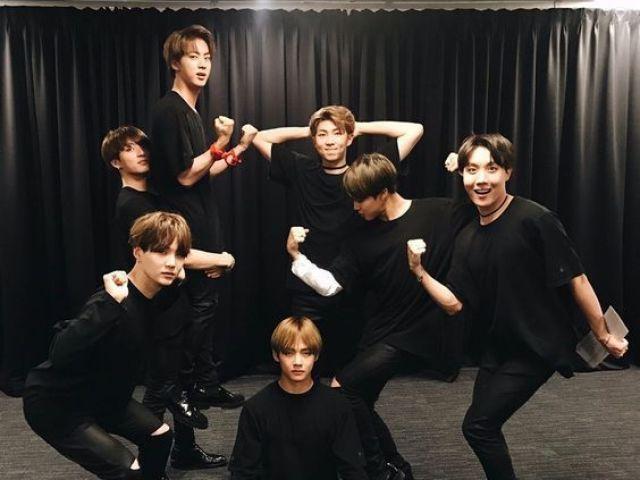 BTS: Adivinhe a música pela tradução!