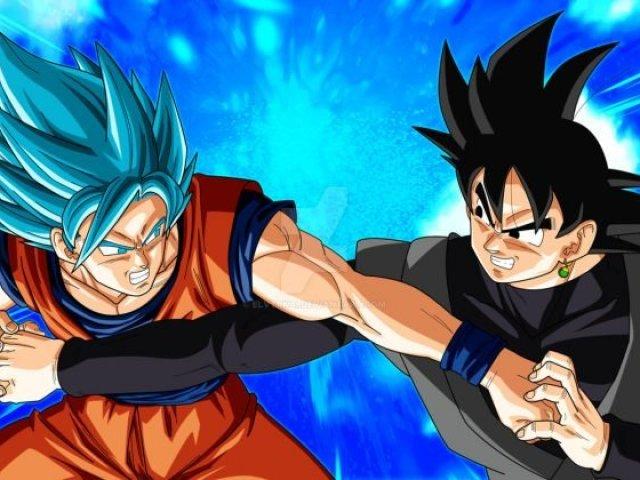 De acordo com a sua personalidade, você seria Goku ou o Goku Black?