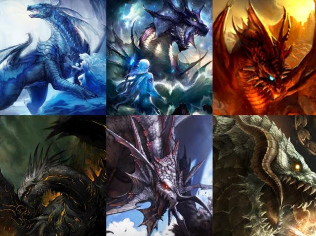 Lineage 2: Qual dragão é você?