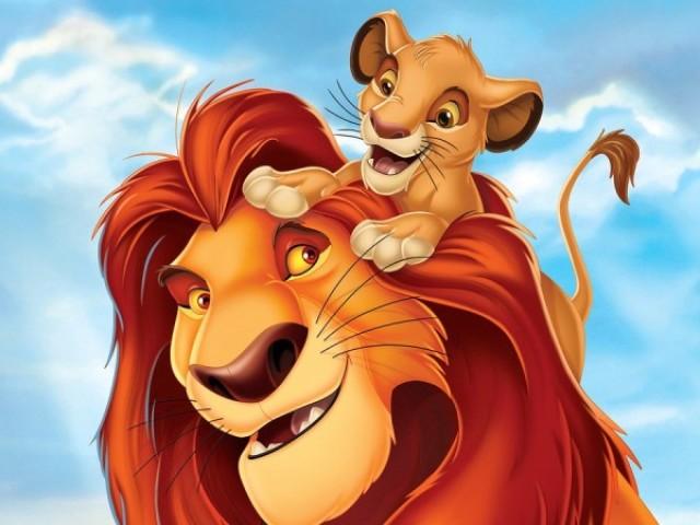 Qual personagem é você no Rei leão?