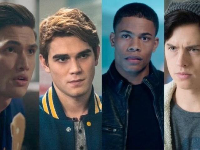 Qual boy seria seu crush em Riverdale?