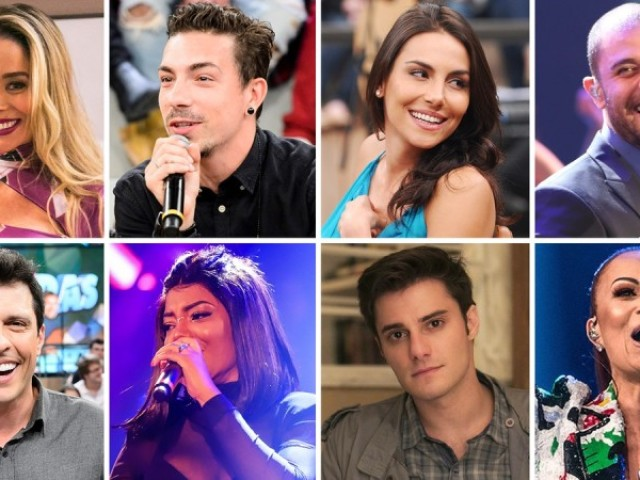 Você sabe a idade dos famosos?