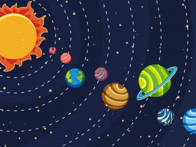 O que você seria no Sistema Solar?