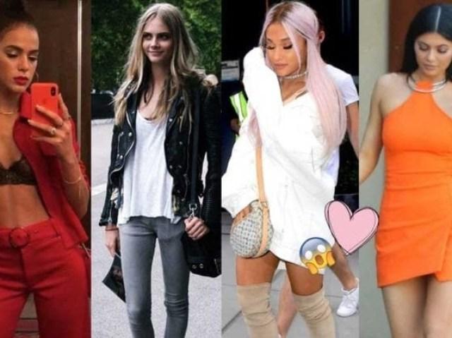 Qual famosa tem o seu estilo?
