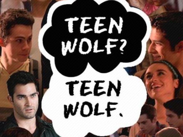 Você conhece bem Teen Wolf?