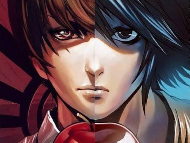 Você é mais L ou Kira?