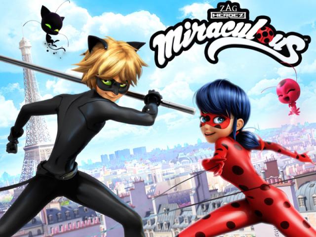 """Que personagem de """"Miraculous: As Aventuras de Ladybug"""" serias?"""