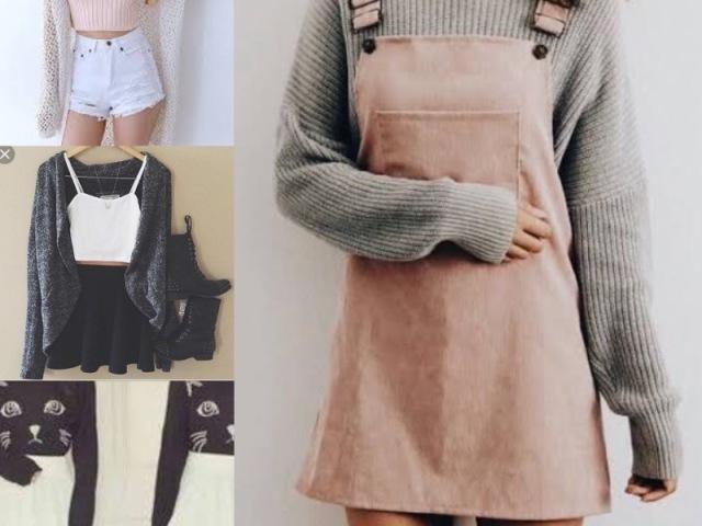 Seu estilo é mais tumblr ou kawaii?