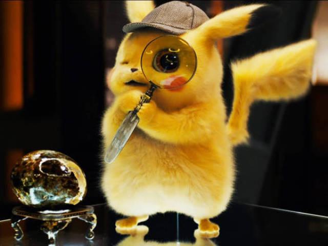 Será que você consegue adivinhar qual é o Pokémon?