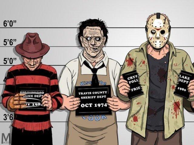 Qual famoso(a) vilã(a) dos filmes de terror você seria?
