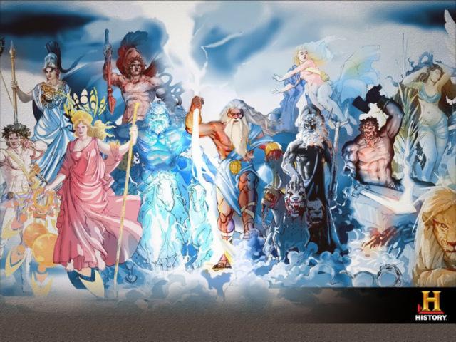 Qual deus grego você seria?