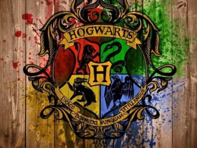 Qual é sua casa de Hogwarts?