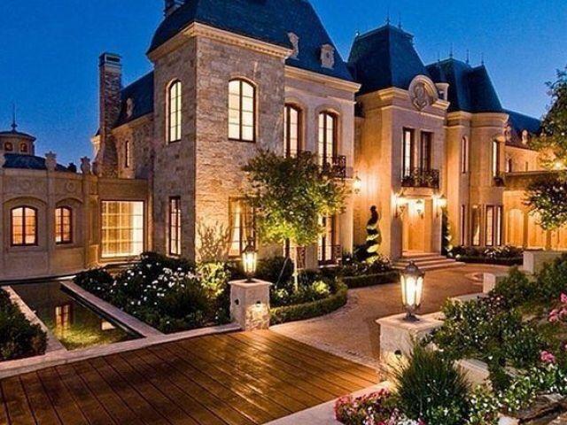 Em qual mansão você moraria?