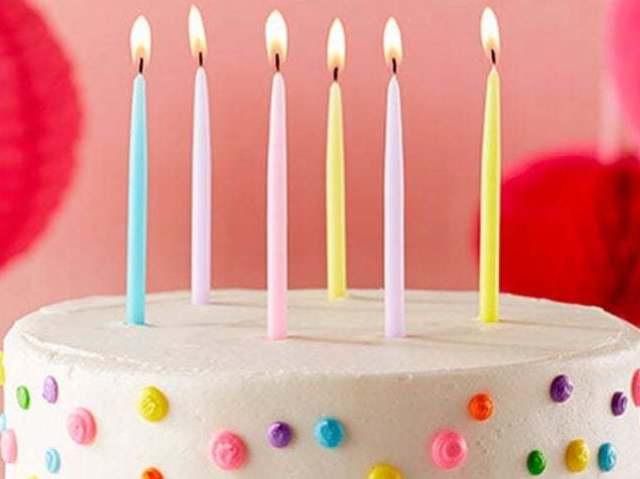 Qual seria seu bolo de aniversário?