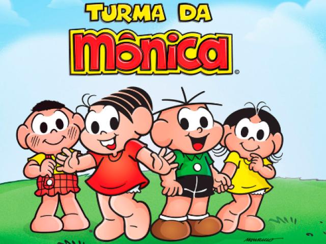 Você realmente conhece a turma da Mônica?