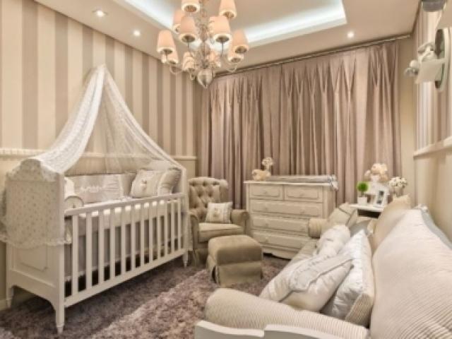 Como seria o quarto do seu bebe?
