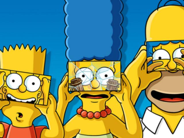 Os Simpsons: Matt Groening é demais!