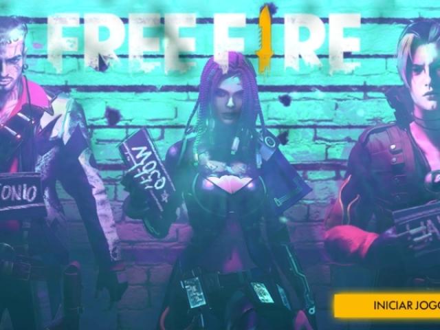 Você realmente conhece Free Fire?