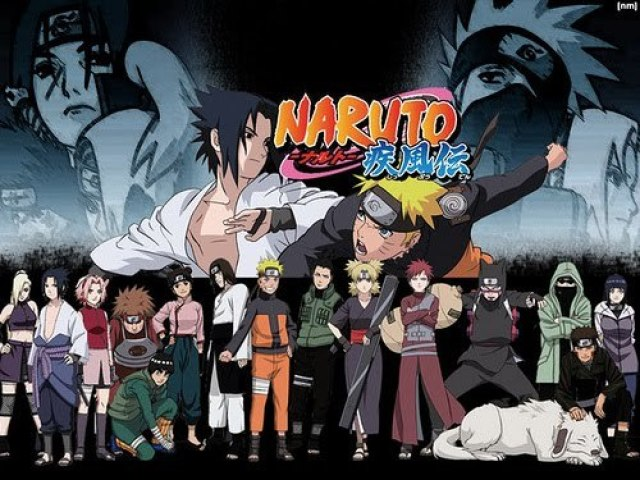 Quem você seria em Naruto? ✴