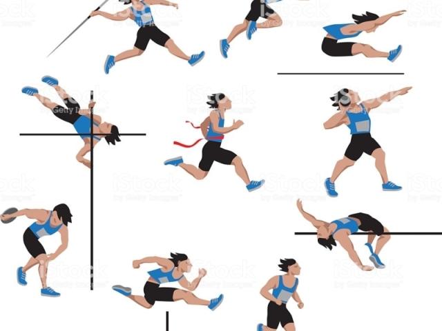 Qual atleta te representa?