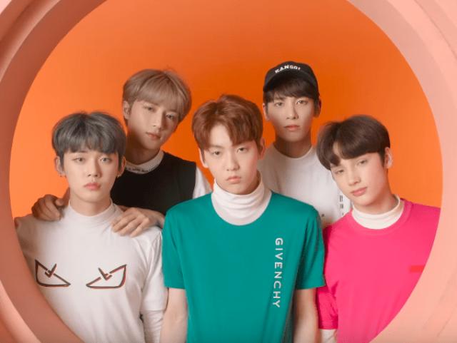 Qual é o MV de K-POP?