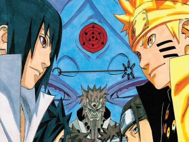 Quiz de Naruto — Nível Profissional