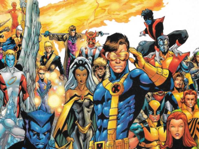Será que você entende de X-Men?