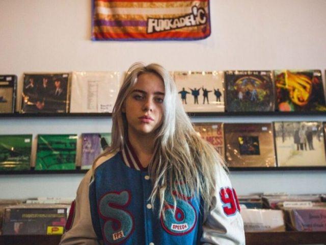 Você conhece a Billie Eilish?