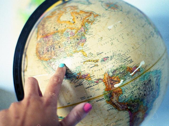 Em qual continente você deveria morar?