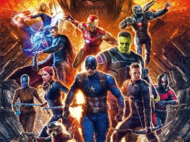 Quem você seria em Avengers: Endgame?