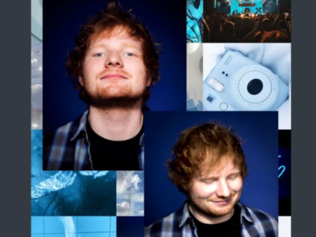 Você conhece Ed Sheeran?