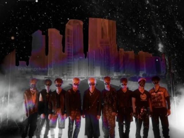 Adivinhe o K-Idol ° Boy Group °