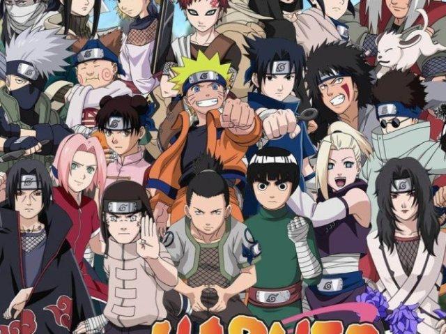 Você realmente conhece o mundo de Naruto?