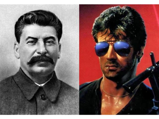 Stalin ou Stallone? Teste seu conhecimento.